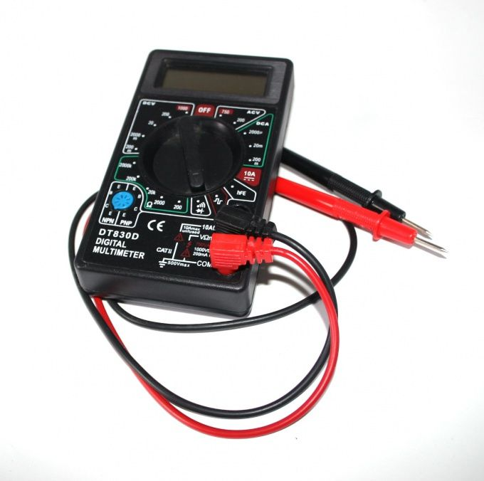 Как измерить силу тока