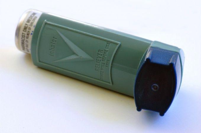 Как лечить астму