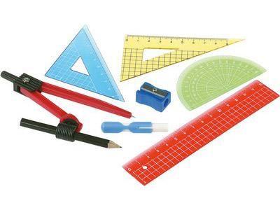 Как построить треугольник с помощью циркуля