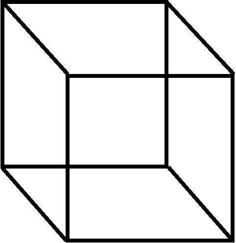 В геометрии параллелепипед - трехмерное число