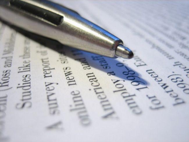 Как написать претензию покупателю
