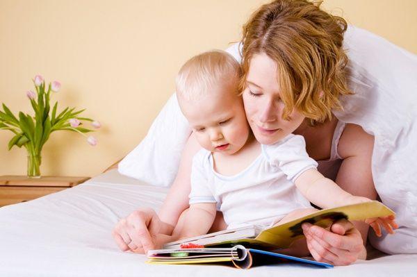 Обучать чтению можно с 2-х летнего возраста