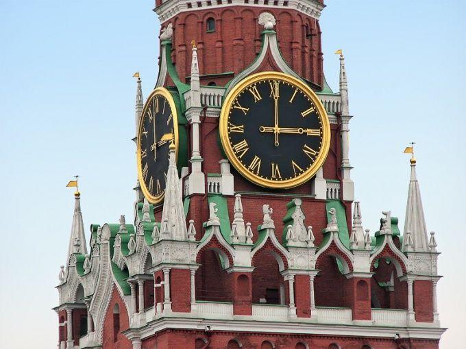 Как считать московское время
