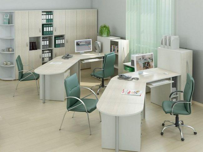 Как обставить офис мебелью