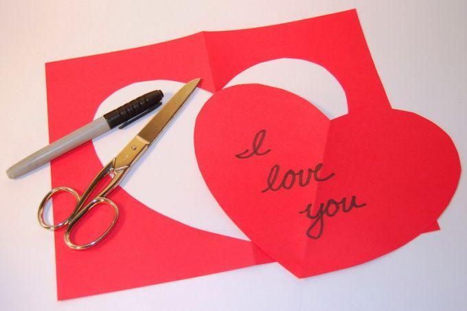 Как оформить открытку
