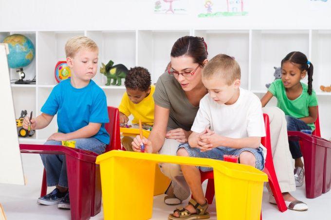 Как оформить ребенка в детский сад