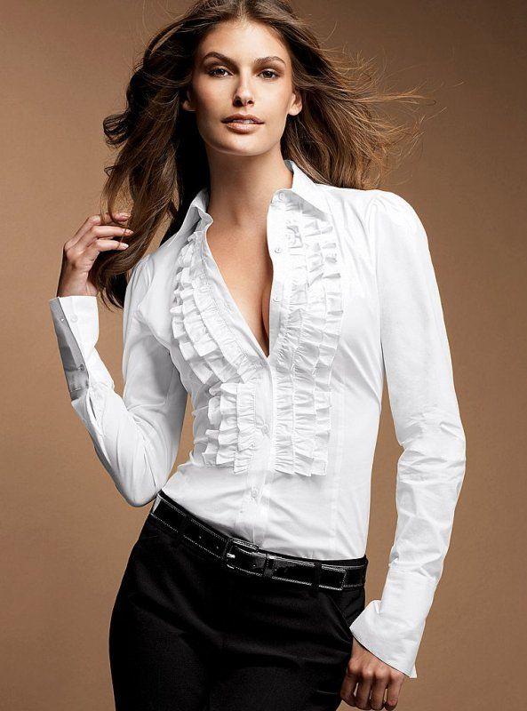 Как отбелить блузку
