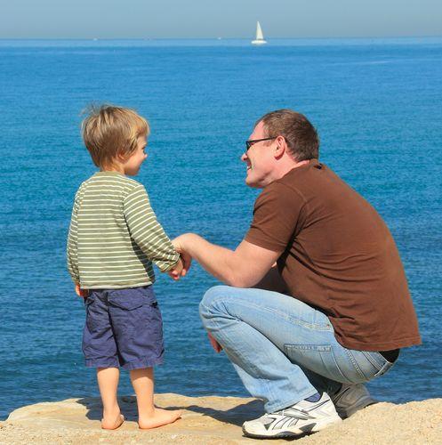 Как относиться к родителям