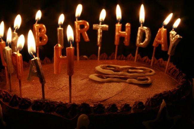 Как отпраздновать день рождения на работе