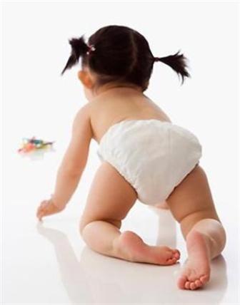 Как отучать ребёнка от памперса