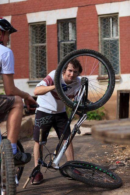 Как перекрасить велосипед
