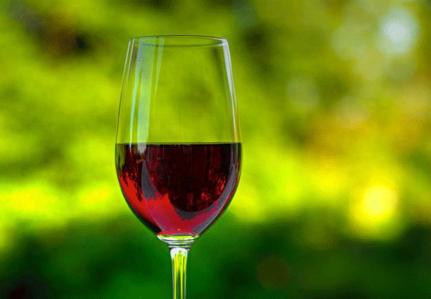 Как пить красное вино