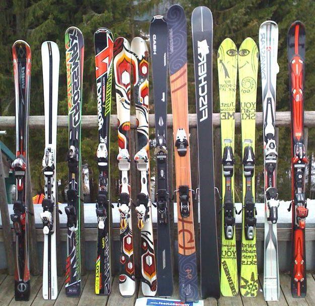 Как выбрать лыжи ребёнку