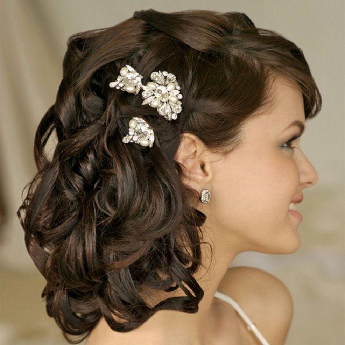 Как подобрать свадебную прическу