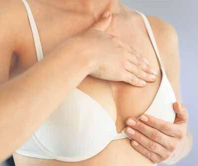 Как сделать подтянутую грудь
