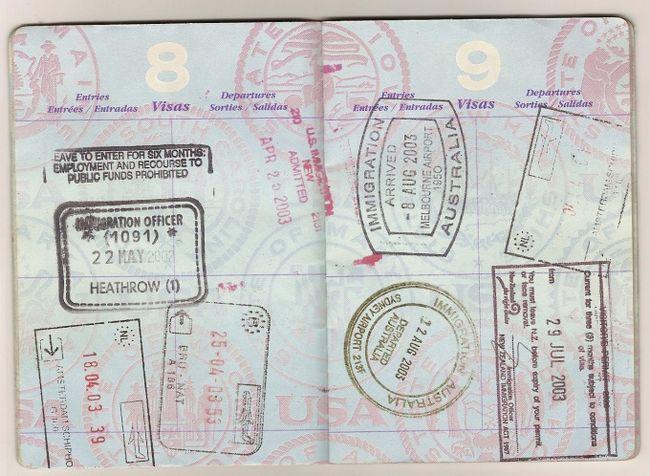 Как получить долгосрочную визу