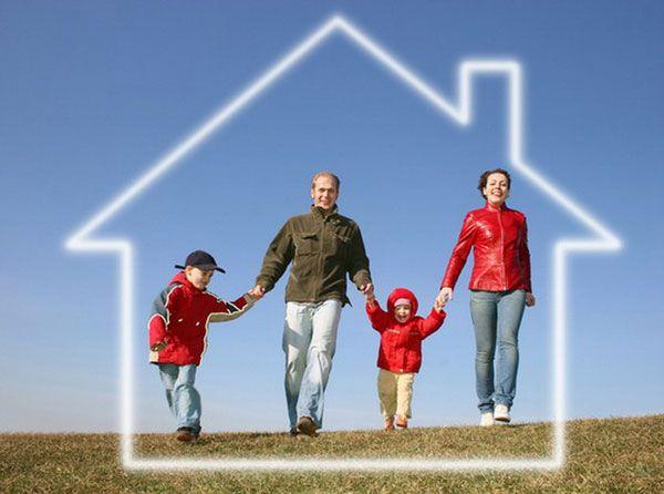 Как получить материнский капитал на строительство?