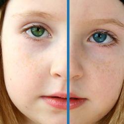 Меняем цвет глаз: как работать в фотошопе