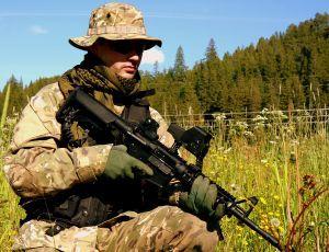 Как попасть в армию сша