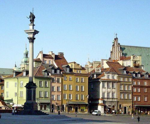 Как сделать визу в Польшу