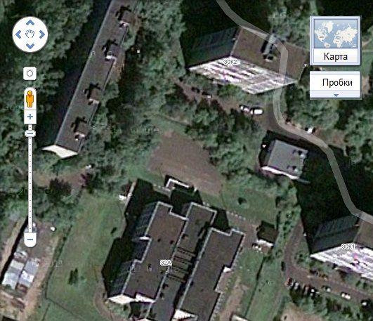 Как посмотреть свой дом со спутника