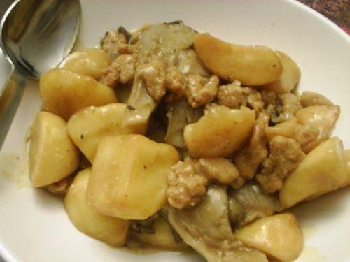 Как приготовить курицу с картошкой
