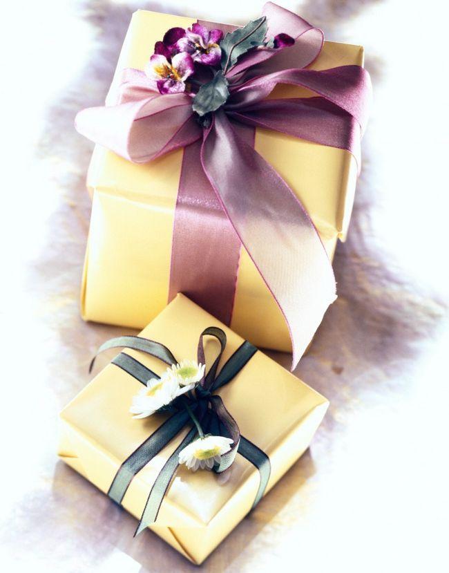 Как подарить подарок на день рождения