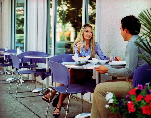 Как пригласить девушку в кафе