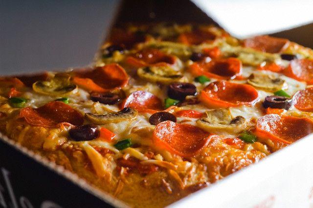 Как приготовить на дому пиццу