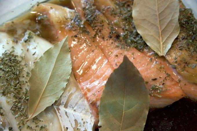Как приготовить семгу в фольге