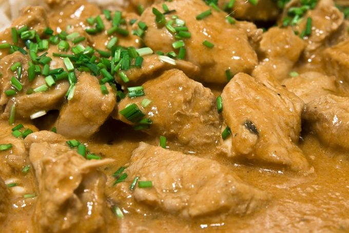 Как приготовить соус к курице