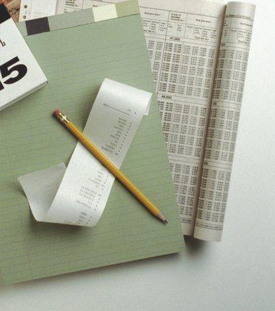 Как заполнить книги учета доходов и расходов