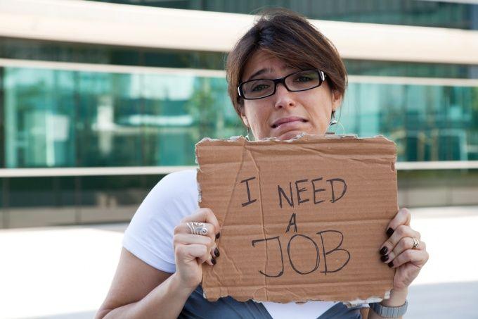 Как просить о работе