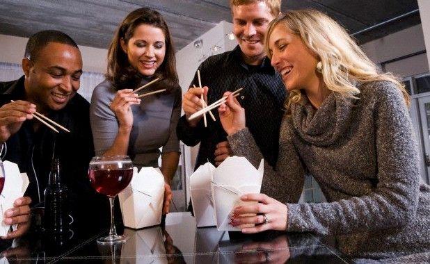 Как провести весело время с друзьями