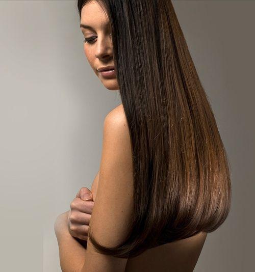 Как растить волосы