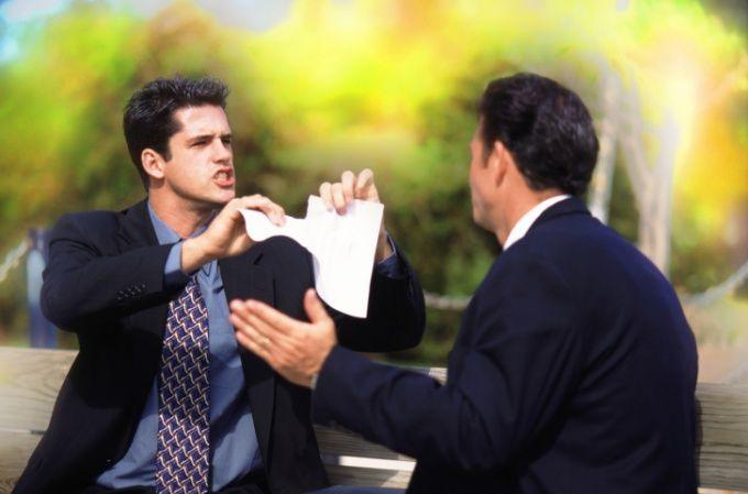 Как расторгнуть договор юридически грамотно