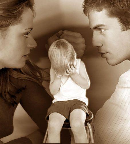 Как развестись с женой, если есть ребенок