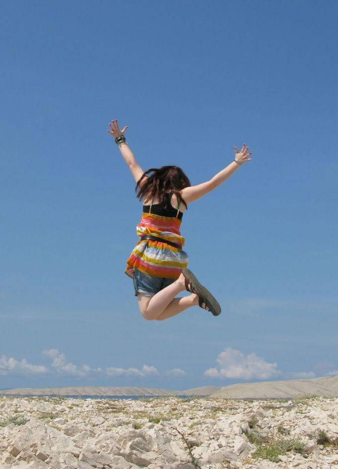 Как развить прыжок в высоту