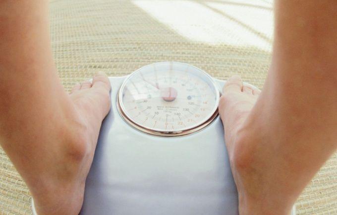 Как считать вес