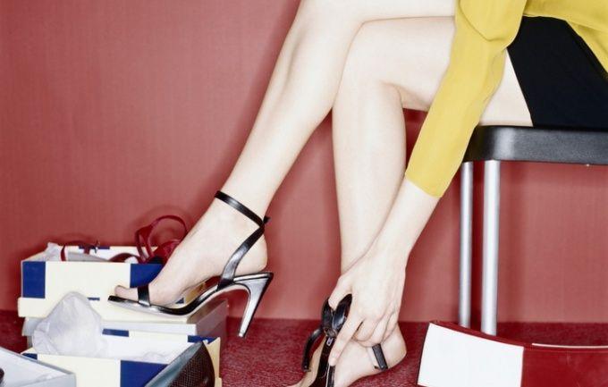 Как сдать обувь в магазин