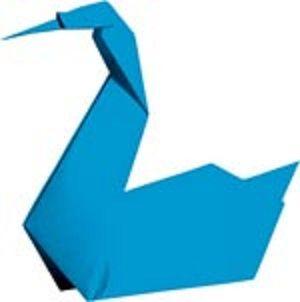 Как сделать лебедя оригами