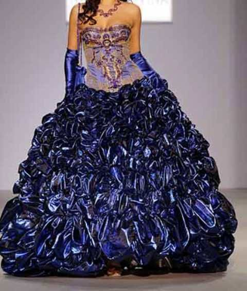 Как сделать платье