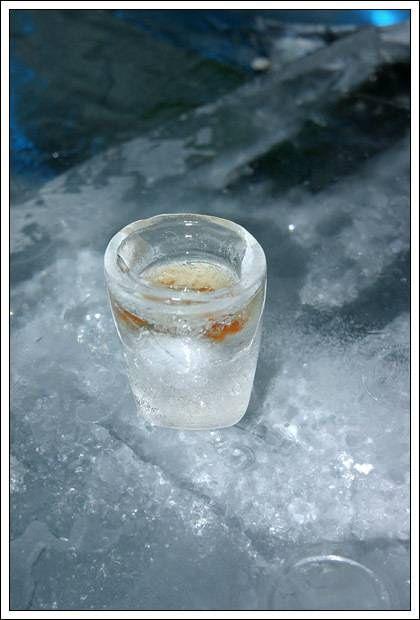 Как сделать сухой лед
