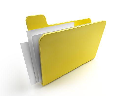 Как скрывать папки на компьютере