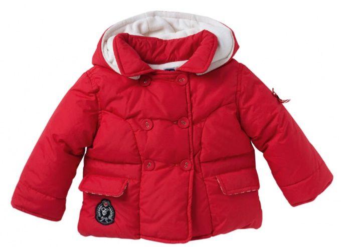 Как сшить детскую куртку
