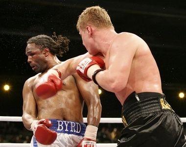 Как поставить удар в боксе