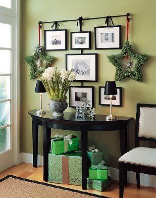 Как украсить квартиру в картинках