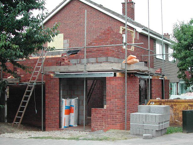 Как укрепить дом