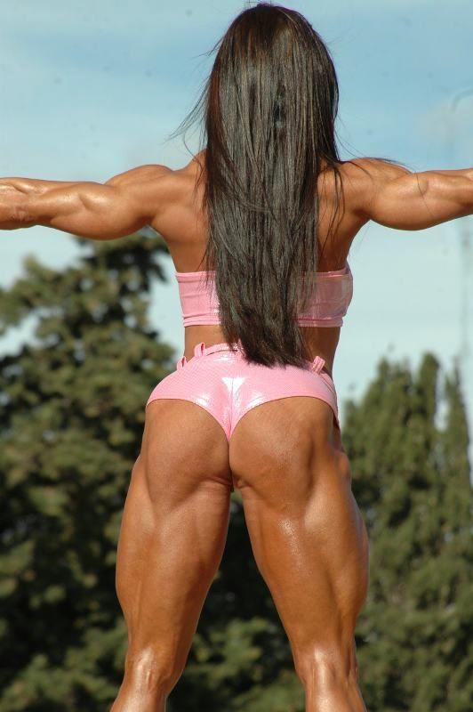 Как уменьшить мышцы на ногах