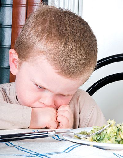 Как увеличить вес ребенка